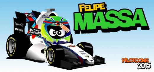 2015 PILOTOONS F1